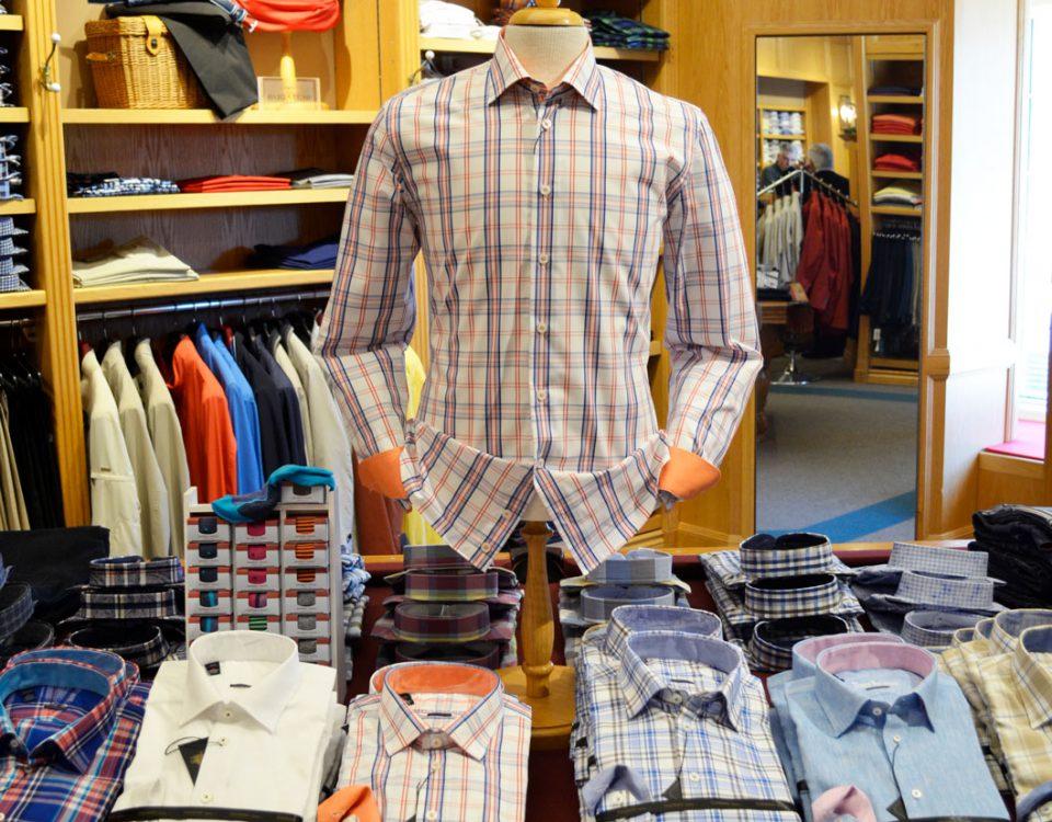 plaid shirt mens fashion