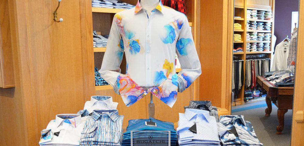 Florals in Your Wardrobe Tyner-Shorten Clothiers 2