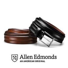 Men's Accessories - Allen Edmonds Belt