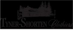 Tyner-Shorten Clothiers logo